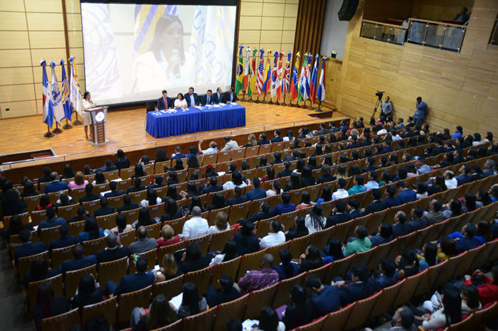 La ANU-RD y Funglode/GFDD inauguran en Santo Domingo el Caribbean International Model United Nations